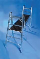 8ft Aluminium Lightweight Staging