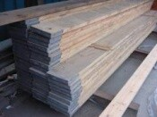 8ft/2.4m Scaffold Boards