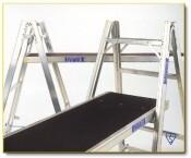 8ft (2.4m) Aluminium Trestles