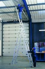 3 Way Combination Ladder Extends to 3m