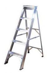 Aluminium Swingback Step Ladder - Various Sizes
