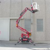 Electric 14m Cherry Picker