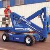 Electric 13m Cherry Picker