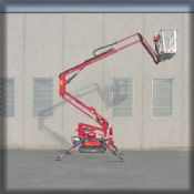 Diesel 14m Cherry Picker