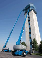 Diesel 27.7m Telescopic Boom Lift