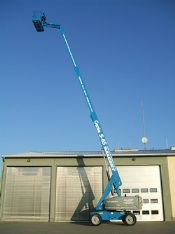 Diesel 21.8m Telescopic Boom Lift