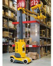 Vertical Mast Boom Work Platform
