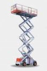 Battery Scissor Lift 7.8m