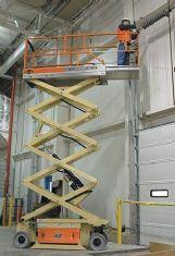 Scissor Lift 9.77m