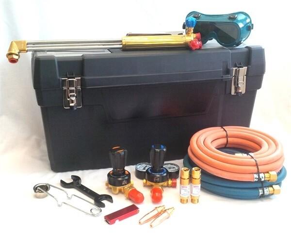 Oxy-Propane Cutting Kit Complete