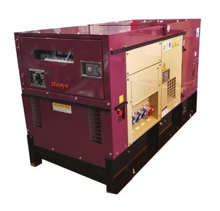 Renta 30 KVA Diesel Generator