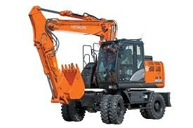 14 Tonne Wheeled Excavator