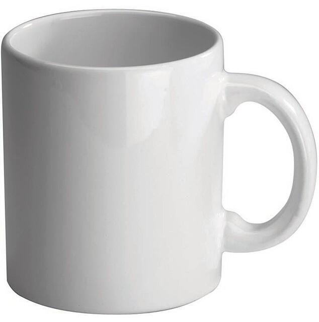 China Mug 1/2 Pint £1.95