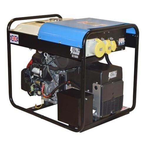 0.0 kVA Honda GX630 Fusion Petrol Generator