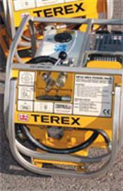 Hydraulic Breaker Power Pack and Breaker