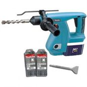 Cordless Rotary Hammer Drill with SDS Plus - 24V