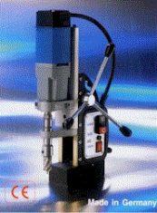 Magnetic Rotary Drill up to 35mm