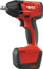 """Cordless Impact Wrench 1/2"""" Battery 14v"""