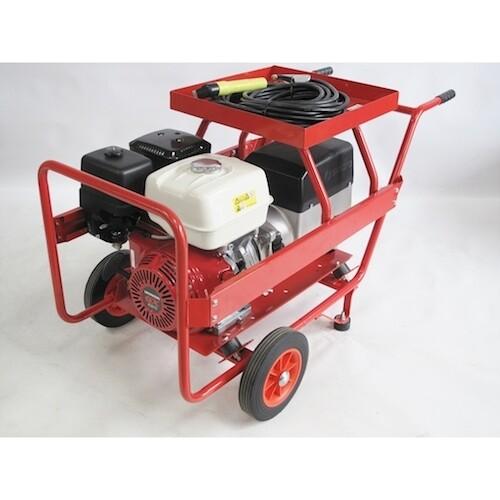 200 Amp Petrol DC Welder/Generator