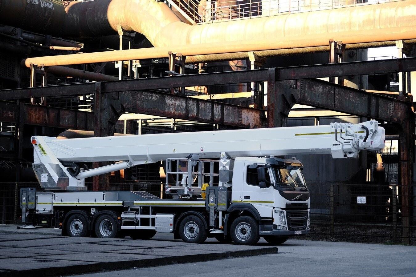 75m Truck Mounted Platform