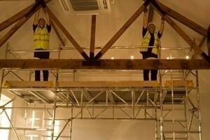 Tower Bridge Deck 2.5x2.5m