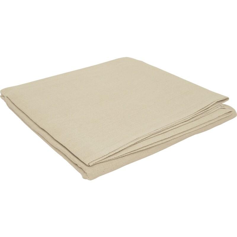 Cotton Dust Sheet £7.50