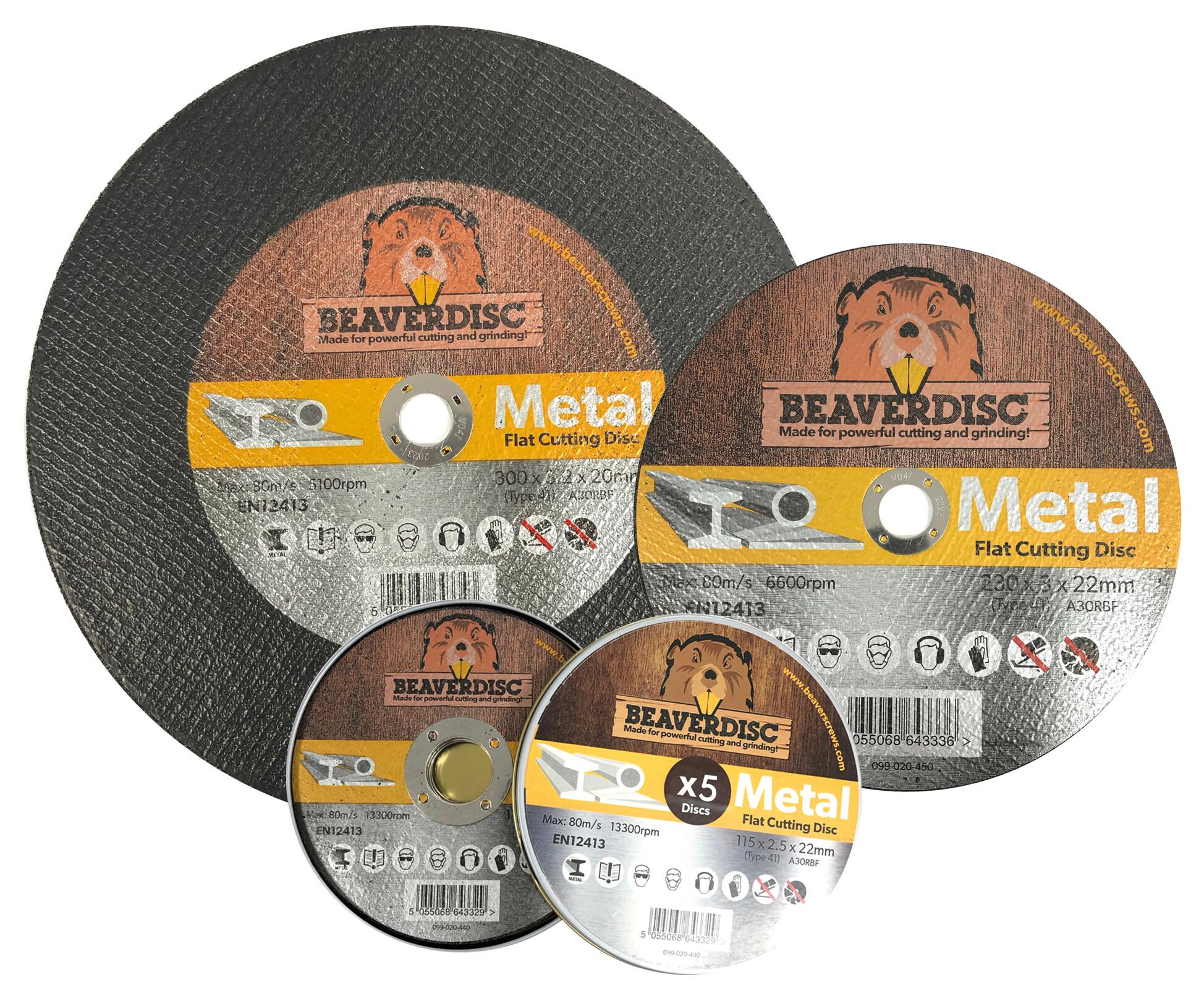 300mm Metal Cutting Disc