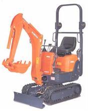 0.8 Tonne Micro Excavator