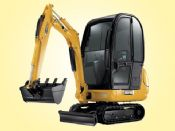 3/4 - 1.5 Tonne Mini Excavator