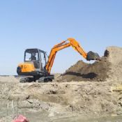 3 Tonne Mini Excavator