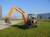 4.5 Tonne Mini Excavator