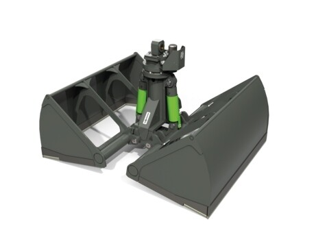 Clamshell grabs - Various Sizes