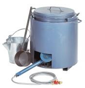 Bitumen Boiler 10 Gallon