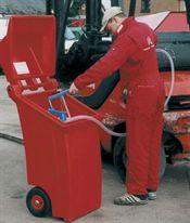 Bunded Fuel Bowser - 100 Litre