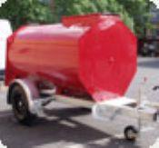 500 Gallon Site Bunded Diesel Bowser