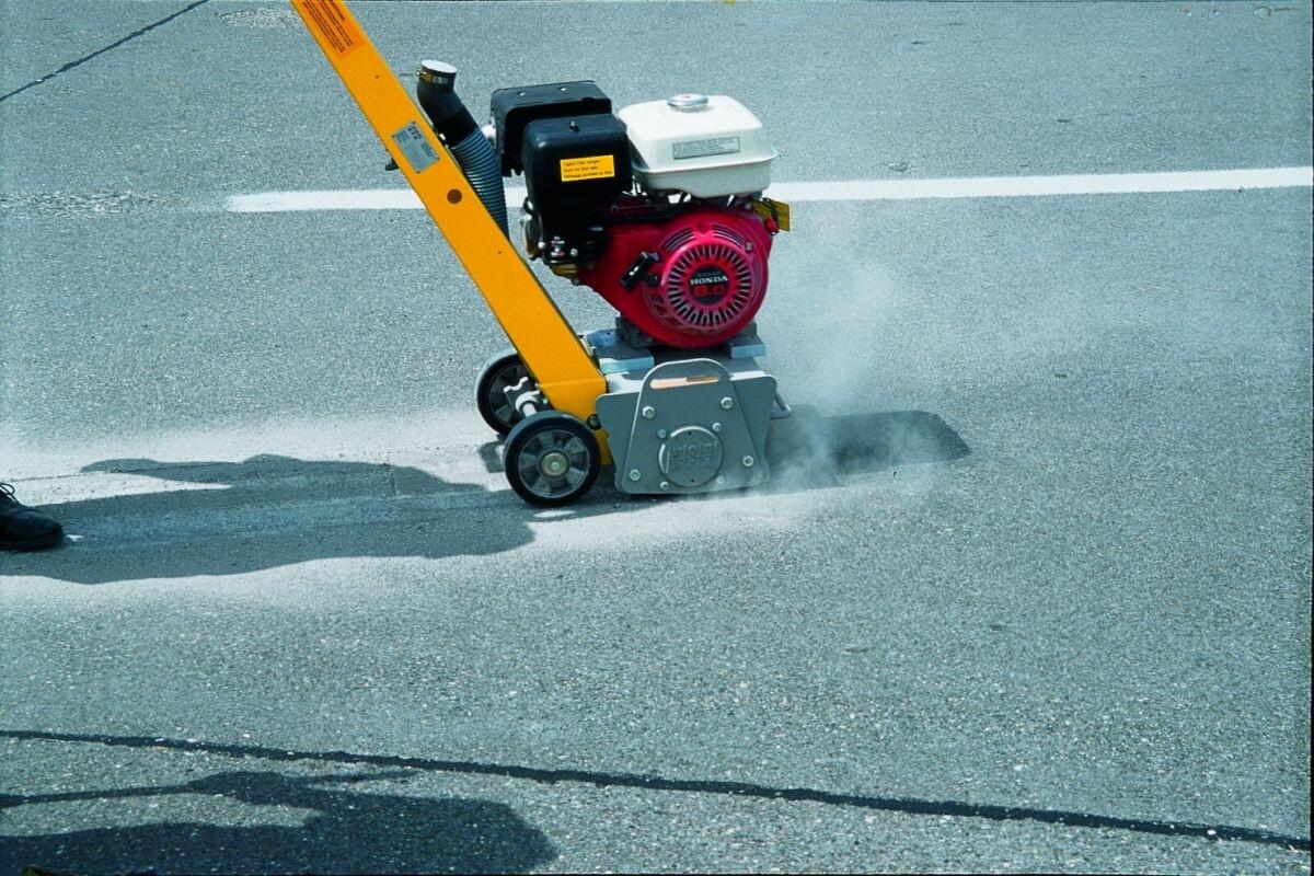 Floor Scarifier / Planer - petrol