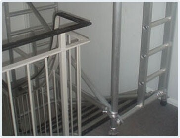 Stairwell Tower - 4.8m high
