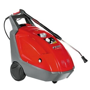 High-pressure washer for professional use