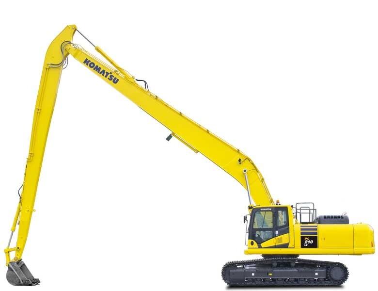 30 Tonne Long Reach Excavator