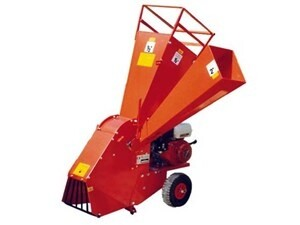 Petrol Chipper / Shredder - 1/2""