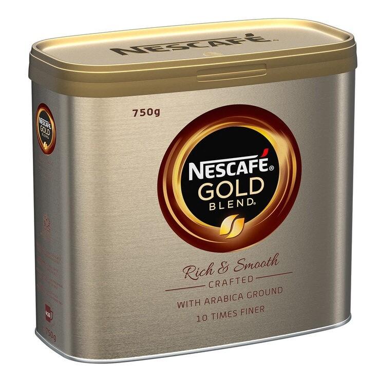 Nescafe Gold Blend Coffee 750g £38.00