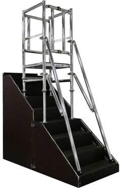Stairpod Podium Tower