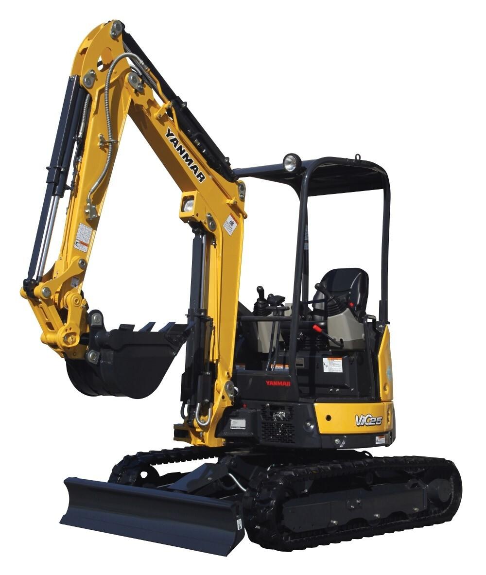 2.5 Tonne Excavator