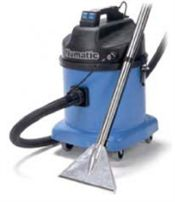 Carpet Cleaner - Twin Motor