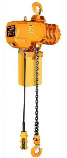 Chain Hoist 2T - 6m