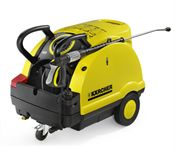Hot Water & Steam Electric Pressure Washer - 240V