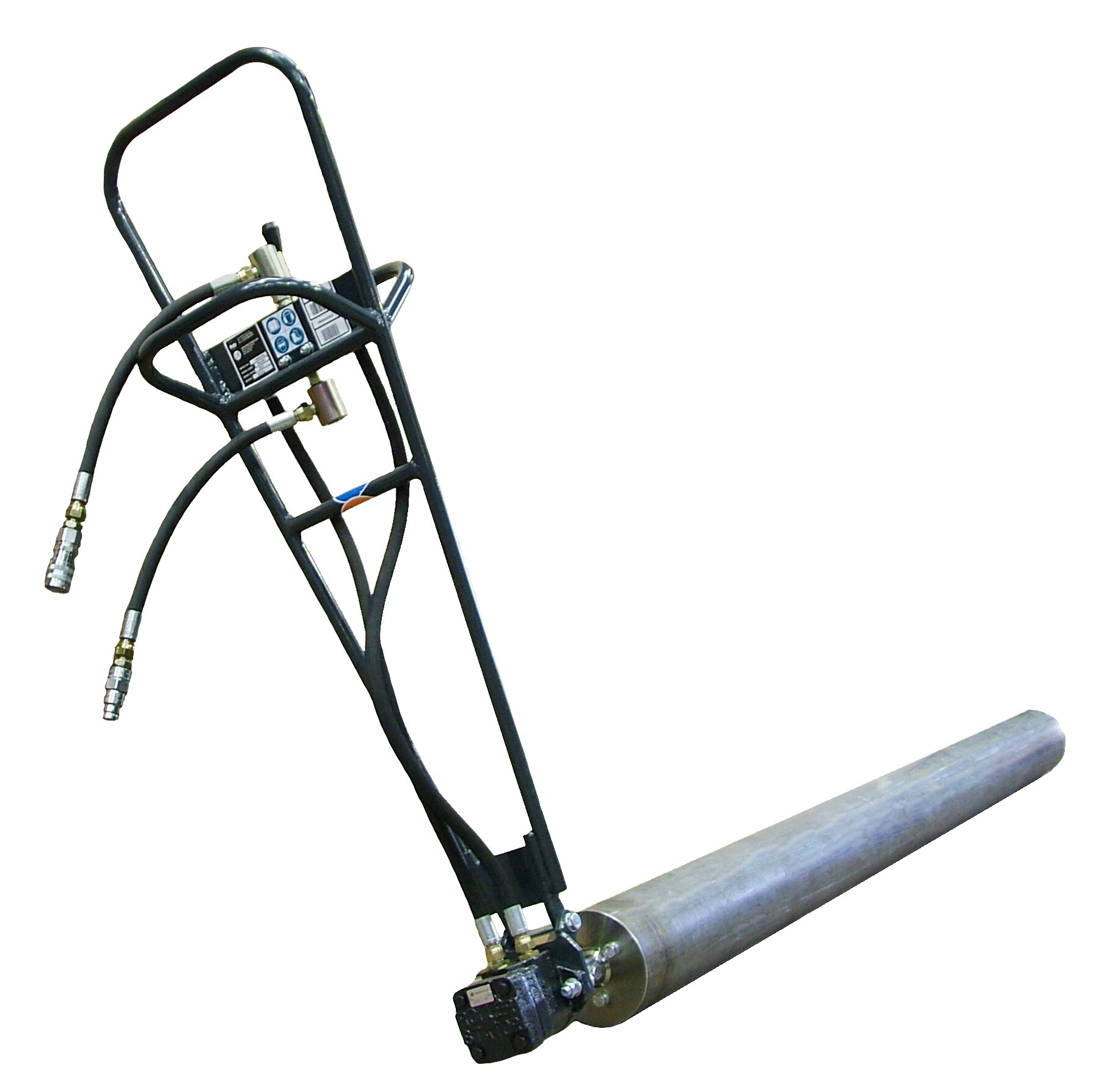 5.2M Roller Striker + Hydraulic Pack