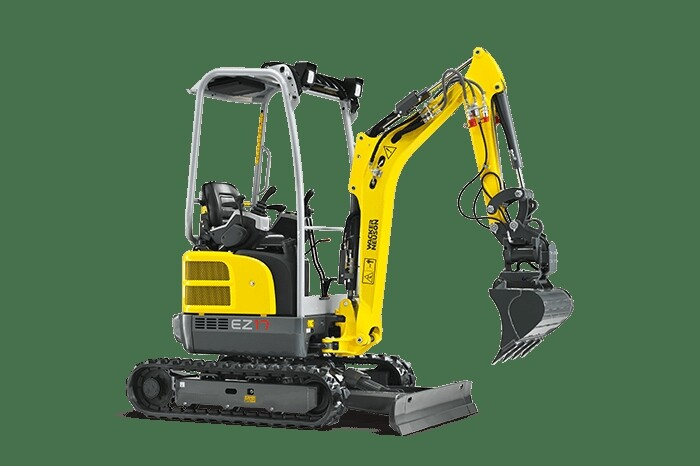 1.8 Tonne Mini Excavator