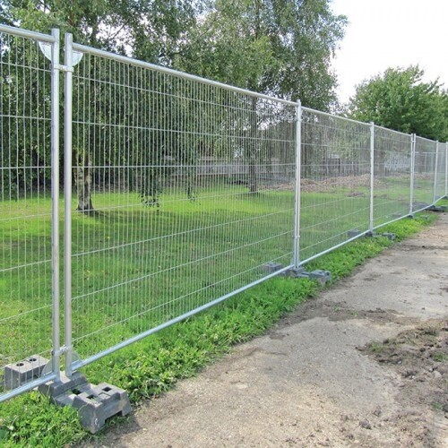 Site Security Anti Climb Fence Panel (Min 2 Week Hire)