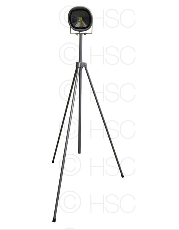 50w LED 110V Swing Leg Tripod Light